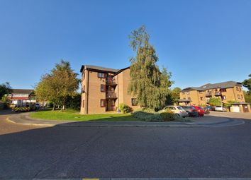 Thumbnail 2 bed flat to rent in Cedar Close, Burckhurst Hill, Essex