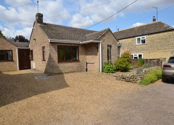 Thumbnail 3 bed bungalow to rent in Newtown, Easton On The Hill, Stamford