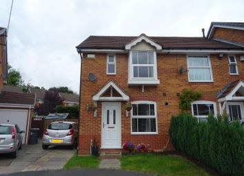 Thumbnail 2 bed semi-detached house to rent in Tanglewood Close, Quinton, Birmingham