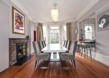 Thumbnail 4 bed flat to rent in Garden Maisonette, Netherhall Gardens, Hampstead