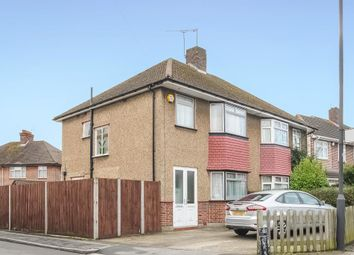 Thumbnail 3 bed semi-detached house for sale in Pinner HA5,