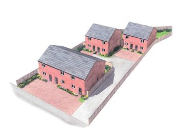 Thumbnail 3 bed terraced house for sale in Serpentine Street, Market Rasen