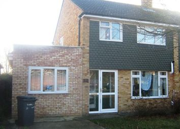 Thumbnail 6 bed property to rent in Moore Grove Crescent, Egham, Surrey
