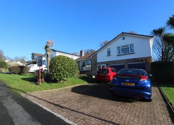 Thumbnail 5 bed detached house for sale in Burnett Road, Plymouth