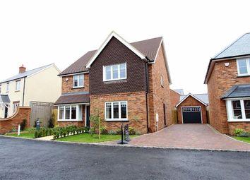 Thumbnail 4 bed detached house for sale in Leighton Road, Stoke Hammond, Milton Keynes