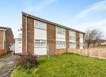 Thumbnail 2 bedroom flat for sale in Norton Close, Chester Le Street
