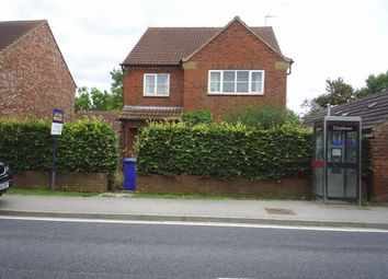 Thumbnail 4 bed detached house to rent in Foggathorpe, Selby