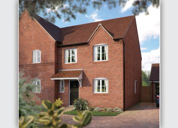 "Thumbnail 4 bed property for sale in ""The Salisbury"" at Field View Road, Congleton"