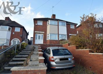 Thumbnail 3 bedroom semi-detached house for sale in Stanford Avenue, Great Barr, Birmingham