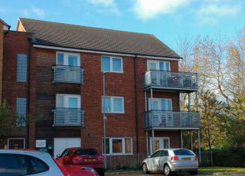 Thumbnail 2 bed flat for sale in De Senlis House, Jerome Court, Northampton