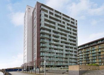 Thumbnail 1 bedroom flat for sale in Meadowside Quay Walk, Glasgow Harbour, Glasgow