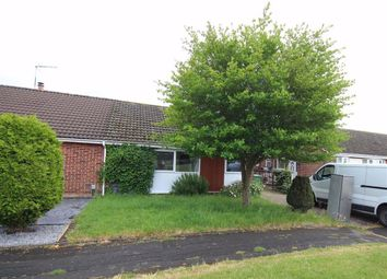 Thumbnail 3 bed semi-detached bungalow for sale in Heronscroft, Swindon, Wiltshire