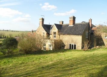 Thumbnail 5 bed detached house to rent in Main Street, Woolsthorpe, Grantham