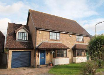 Thumbnail 3 bed semi-detached house for sale in Caysers Croft, East Peckham, Tonbridge