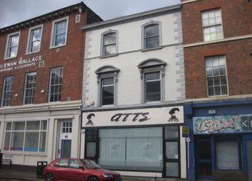Thumbnail Office for sale in Argyle Street, Birkenhead