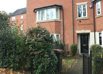 Thumbnail 4 bed town house to rent in City Road, Edgbaston, Birmingham