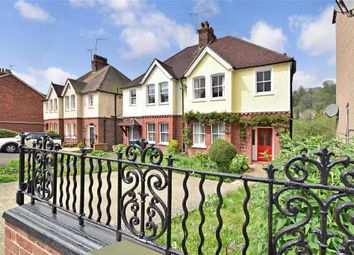 Thumbnail 4 bed semi-detached house for sale in Croydon Road, Caterham, Surrey