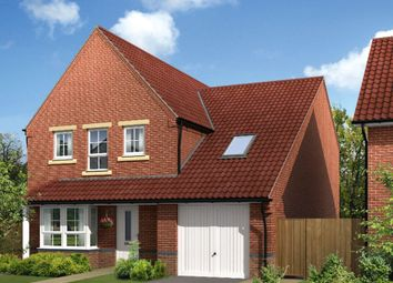 "Thumbnail 4 bedroom detached house for sale in ""Harrogate"" at Blackpool Road, Kirkham, Preston"