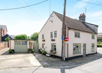Thumbnail 4 bed end terrace house for sale in Stowupland Street, Stowmarket