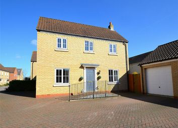 Thumbnail 3 bedroom semi-detached house for sale in Roman Way, Godmanchester, Huntingdon, Cambridgeshire