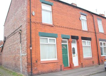 Thumbnail 2 bedroom terraced house for sale in Leaf Street, Reddish, Stockport