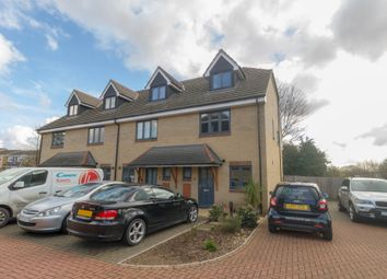 Thumbnail 3 bed end terrace house to rent in De Burgh Close, Broxbourne