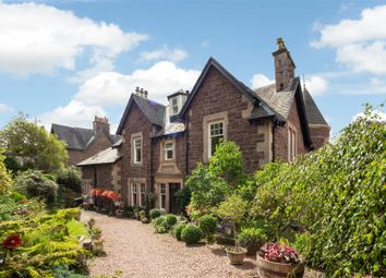 Thumbnail 4 bed flat for sale in Drummond Terrace, Crieff