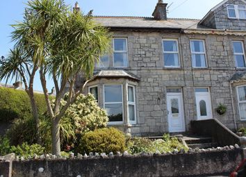 Thumbnail 3 bed end terrace house for sale in St Mewan Lane, Trewoon, St Austell