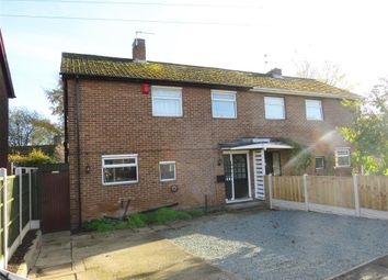 Thumbnail 3 bed semi-detached house for sale in Lenton Avenue, Chaddesden, Derby