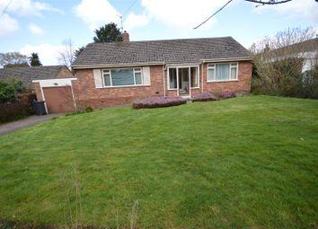 Thumbnail 3 bed detached bungalow for sale in Woodlands Close, Parkgate, Neston