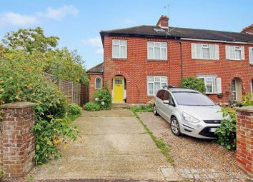 Thumbnail 4 bed end terrace house for sale in Old Turnpike, Fareham