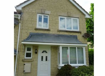 Thumbnail 3 bed end terrace house for sale in Primrose Way, Chippenham, Wiltshire