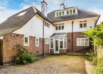 Thumbnail 4 bed flat for sale in Warren Road, Guildford