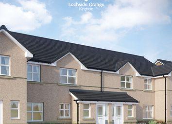 Thumbnail 3 bed end terrace house for sale in Kilcruik Road, Kinghorn, Burntisland, Fife
