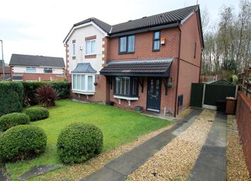 3 bed semi-detached house for sale in The Shires, St Helens, Merseyside WA10