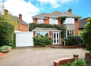 Thumbnail 4 bedroom detached house for sale in Dorchester Drive, Harborne, Birmingham