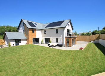 Thumbnail 5 bed detached house for sale in Higher Downgate, Callington
