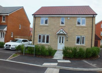 Thumbnail 4 bed detached house to rent in Clare Avenue, Castle Mead, Trowbridge