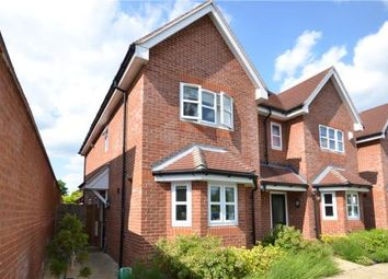 Thumbnail 3 bedroom semi-detached house for sale in Longwood Mews, Maidenhead, Berkshire