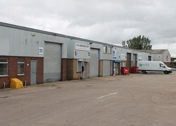 Thumbnail Light industrial to let in Unit 20, Brighton Street Industrial Estate, Freightliner Road, Hull