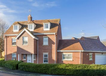 Thumbnail 5 bed detached house for sale in Sandfield Lane, Newbold On Stour, Stratford-Upon-Avon, Warwickshire