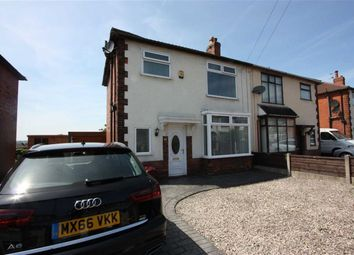 Thumbnail 2 bedroom semi-detached house for sale in Forton Avenue, Breightmet, Bolton