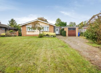 Thumbnail 3 bed detached bungalow for sale in Greenbank, Halesworth