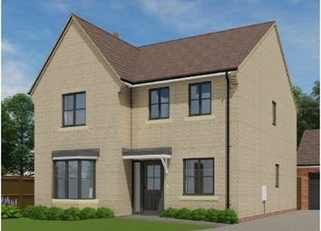 Thumbnail 4 bed detached house for sale in Exchange Court, Cottingham Road, Corby