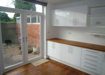 Thumbnail 2 bed semi-detached house to rent in Meadow Road, Beeston