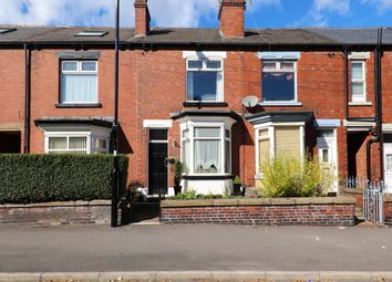 Thumbnail 3 bed terraced house for sale in Archer Road, Sheffield