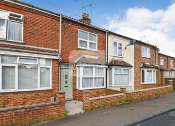 Thumbnail 2 bed terraced house for sale in Letchworth Road, Luton