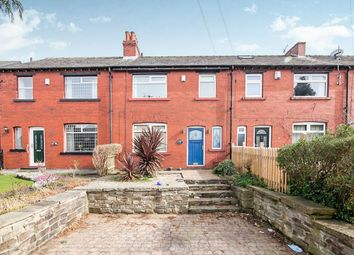 Thumbnail 3 bed terraced house to rent in Compstall Road, Marple Bridge, Stockport