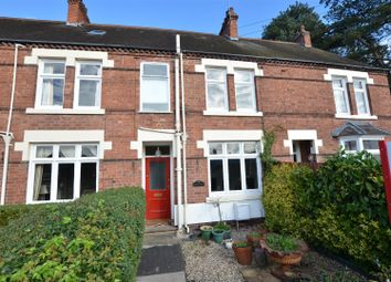 Thumbnail 3 bed terraced house for sale in Main Road, Little Haywood, Stafford