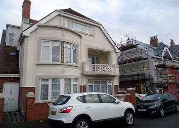 Thumbnail 2 bed flat to rent in Picton Avenue, Porthcawl